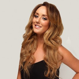 Charlotte Crosby 16″ Clip in Hair Extensions
