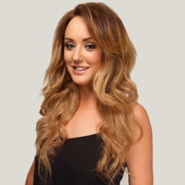 Charlotte Crosby 18″ Clip in Hair Extensions