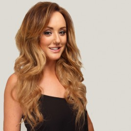 Charlotte Crosby 14″ Clip in Hair Extensions