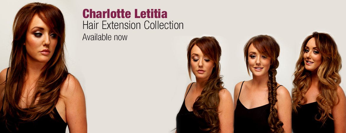 Charlotte Crosby Hair Extension Collection